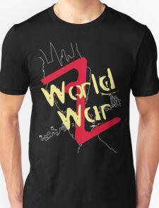 World War Z T-Shirt 3 T-Shirt