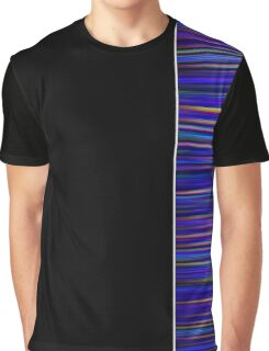 Aberration with border Graphic T-Shirt