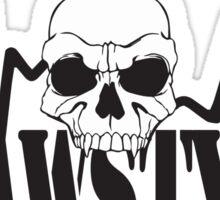 100% Rawstyle Sticker