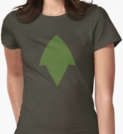 Artemis Crock  Womens Fitted T-Shirt