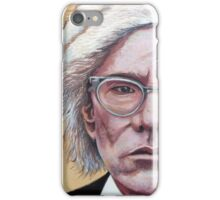 Mr. Warhol iPhone Case/Skin