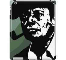 Put that in your pipe and smoke it iPad Case/Skin
