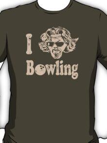 I Heart Lebowski T-Shirt