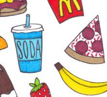 Yummy Nummies Sticker