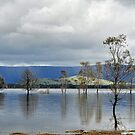 Lake Lonsdale Grampians by Janette Rodgers