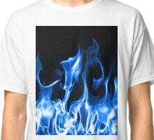 Blue Flames Classic T-Shirt