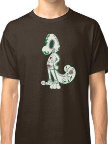 Treecko Pokemuerto | Pokemon & Day of The Dead Mashup Classic T-Shirt