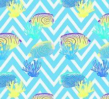 Fishy Fishy II by Marta Li