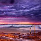 Cronulla sunrise by CSchulstad