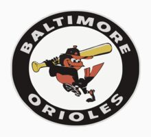Baltimore Orioles by Baralone