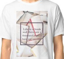 Clockwork Angel/Books Classic T-Shirt