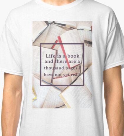 Clockwork Angel/Books Classic T-Shirt
