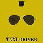 Taxi Driver by Trapper Dixon