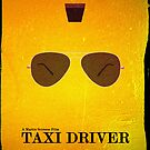 Taxi Driver (Vintage) by Trapper Dixon