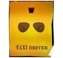 Taxi Driver (Vintage) Poster
