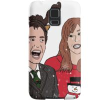 The Doctor Donna's Christmas Samsung Galaxy Case/Skin