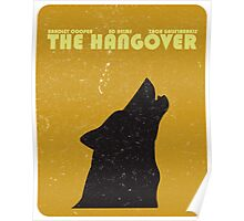 The Hangover (Vintage) Poster