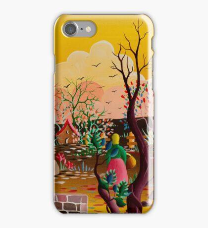 WORK IN THE FIELDS iPhone Case/Skin