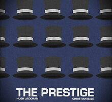 The Prestige (Vintage) by Trapper Dixon
