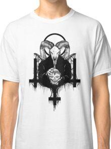 Satan Gets Ahead Classic T-Shirt