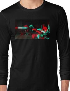 Death Grips - No Love - Video Long Sleeve T-Shirt