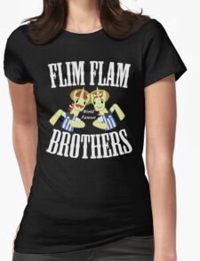 Flim Flam Brothers Womens Fitted T-Shirt