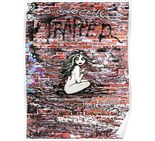 Little Girl Trapped Poster