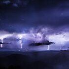 Lockyer Valley Lightning by Tim Swinson