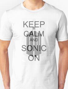 Keep Calm... Unisex T-Shirt