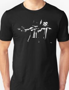 Ratchet and Clank Pulp Fiction Unisex T-Shirt