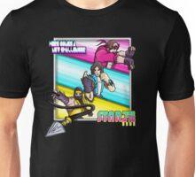 Starbomb Ninja Brian Egoraptor Danny Sexbang Unisex T-Shirt