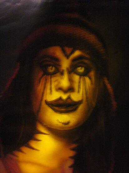 She's  Just  A  Joker  by ellamental