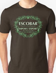 Escobar Import and Export White Mint Glow T-Shirt