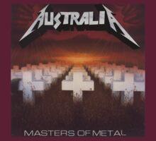 Metallica Australia#3 by BANG725