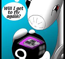 will i fly again by kev howlett