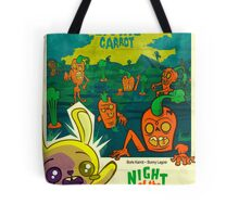 Night of the Living Carrot! Tote Bag