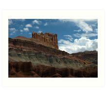 Escalante National Park Art Print