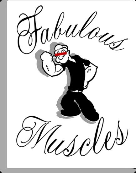 Fabulous Muscles by PleaseBelieve