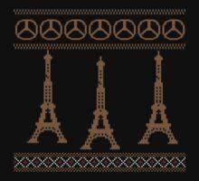 Paris  by batesa