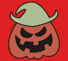 Naughty Halloween Scarecrow One Piece - Long Sleeve