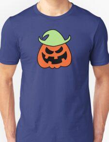 Naughty Halloween Scarecrow T-Shirt