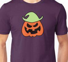Naughty Halloween Scarecrow Unisex T-Shirt
