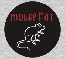 Mouse Rat by D Zine