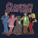 Slayers! by nikholmes