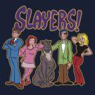 Slayers! by nikholmes