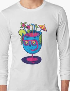 Pineal Colada Long Sleeve T-Shirt