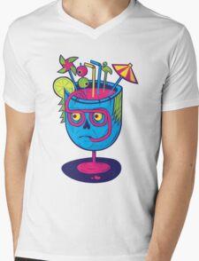 Pineal Colada Mens V-Neck T-Shirt