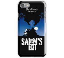 Salems Lot - Movie Poster iPhone Case/Skin