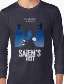 Salems Lot - Movie Poster Long Sleeve T-Shirt