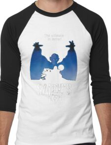 Salems Lot - Movie Poster Men's Baseball ¾ T-Shirt